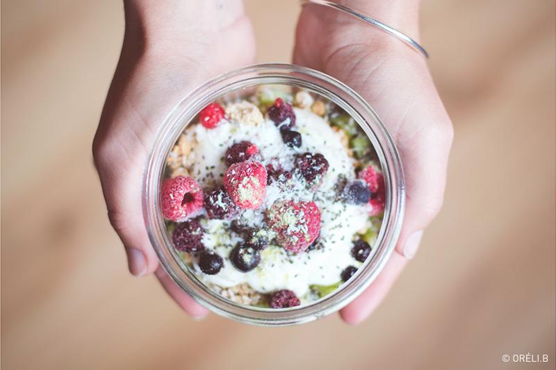 Le bowl vitaminé par Pink Pack