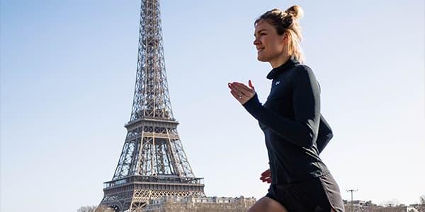 sports running