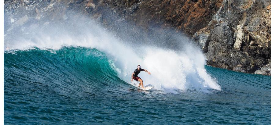 Direction le Costa Rica et la plage Santa Teresa