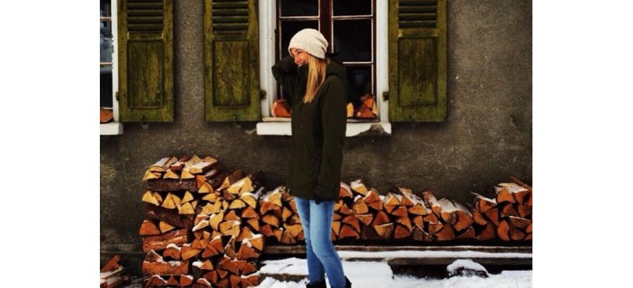 Carnet de voyage d'une amoureuse de la montagne, Katia Griffiths