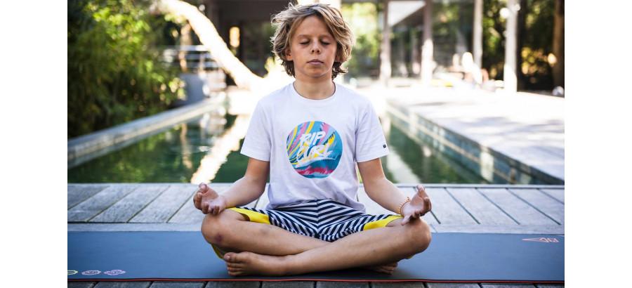 Le yoga des petits – quelle pratique et quels bénéfices?