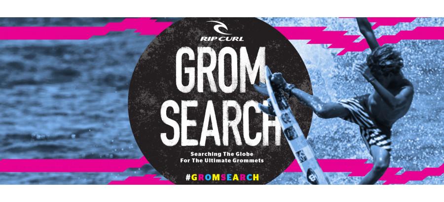 EQ partenaire du Rip Curl GromSearch 2016