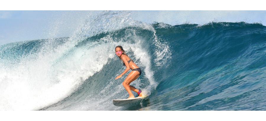 Rencontre avec Aelan Vaast, l'avenir du surf tahitien