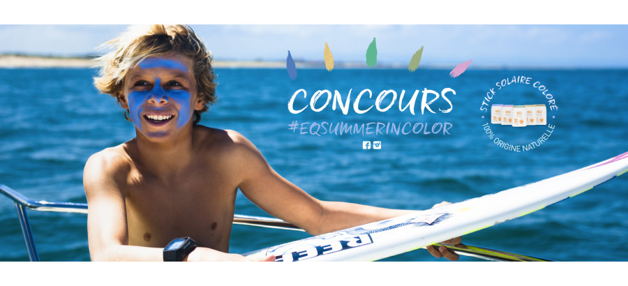 Jeu concours: EQ Summer In Color
