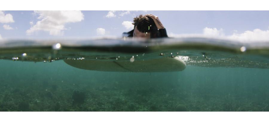 Surf solidaire au Liberia par Damien Castera