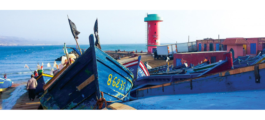 Notre destination surf trip hivernal : le Maroc