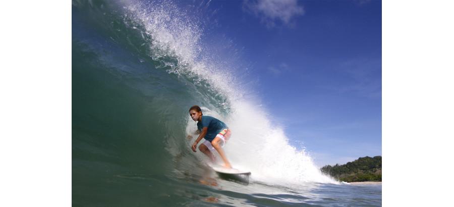 Carnet de voyage de Kyllian au Costa Rica - 1ere partie