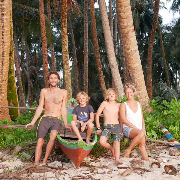 The Surf Island Family